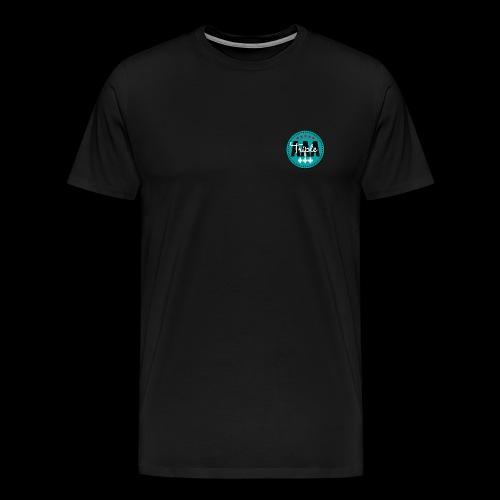 Shice Deluxe Reverse - Männer Premium T-Shirt