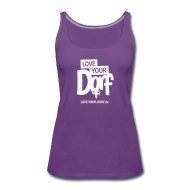 Tops ~ Frauen Premium Tank Top ~ Frauen