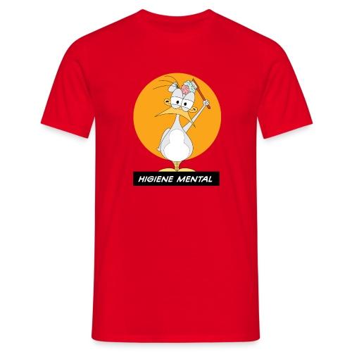 Higiene Mental - Men's T-Shirt