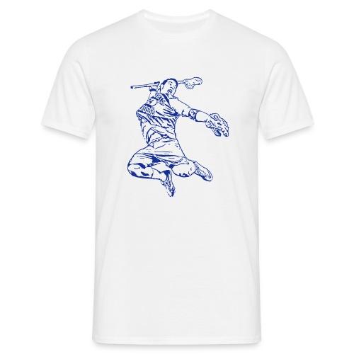 LAX JUMP - Männer T-Shirt