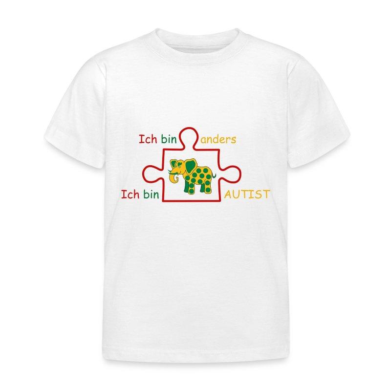 Autistenshirt - Kinder T-Shirt