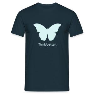 MorphOS, reflektierend - Männer T-Shirt