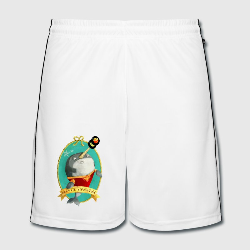 Reggae Narwhal Trousers & Shorts - Men's Football shorts