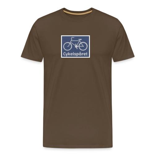 SPARET Suèdois - T-shirt Premium Homme