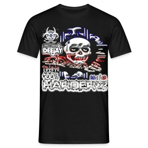 TEE SHIRT HARDER'Z FRENCH POWER - T-shirt Homme