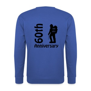 Men's Sweat 60th Mountaineer LF - Men's Sweatshirt