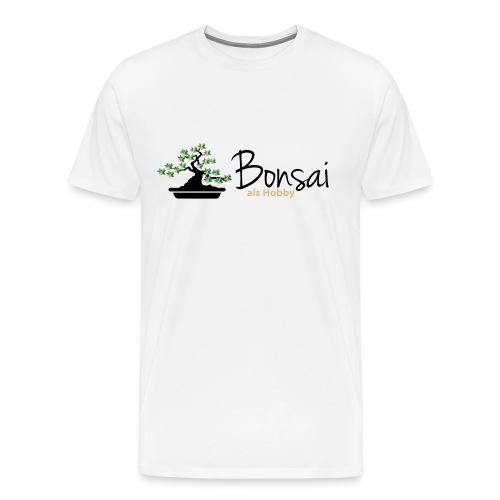 Bonsai als Hobby T-Shirt - Männer Premium T-Shirt