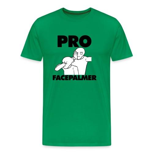 FACEPALMER SHIRT - Maglietta Premium da uomo