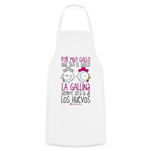 Gallo - Delantal de cocina