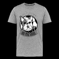 T-Shirts ~ Männer Premium T-Shirt ~ MR DARCY GO FOR GOAL Premium Herren