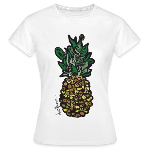 Piñaple - Dani Herrera - Mujer - Camiseta mujer