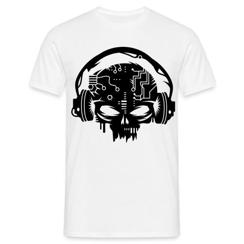 t-shirt musique - T-shirt Homme