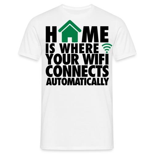 Wifi t-shirt - Men's T-Shirt
