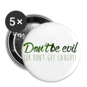 Evil Badge - Badge grand 56 mm