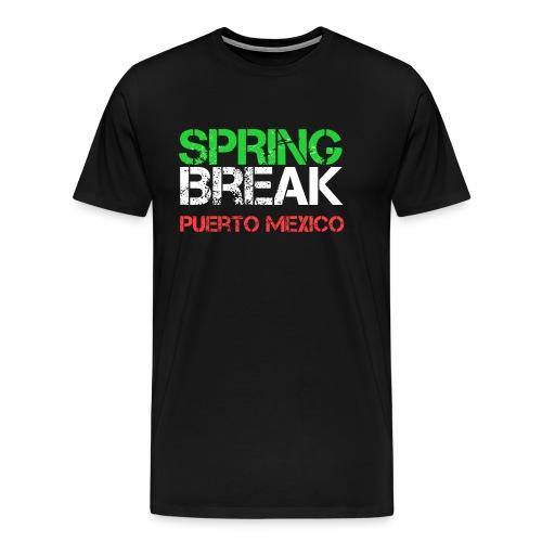 Spring break! - Mannen Premium T-shirt