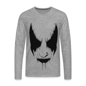 Men's Premium Longsleeve Shirt - We recommend you to NOT order this t-shirt in black color because the graphic will not be visible after printing.