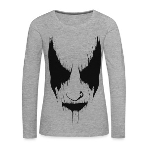 Women's Premium Longsleeve Shirt - We recommend you to NOT order this t-shirt in black color because the graphic will not be visible after printing.