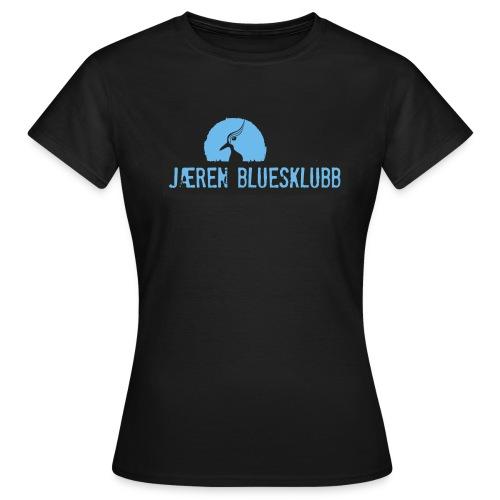 T-Shirt Dame - T-skjorte for kvinner