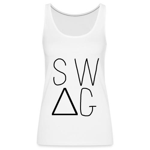 SWAG - Débardeur Premium Femme