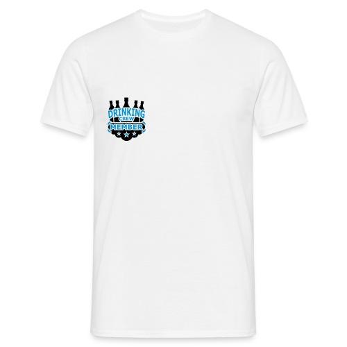 Drinking Crew - Herre-T-shirt