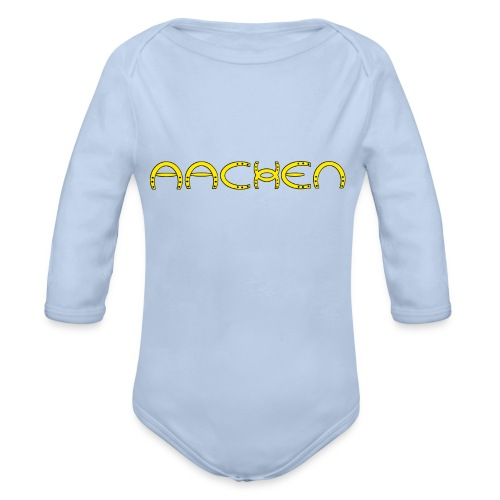 Aachen - Baby Bio-Langarm-Body