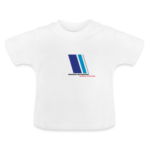 High Performance Nachwuchs T-Shirt by WINGEIER MOTORSPORT Standard weiss - Baby T-Shirt