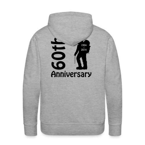 Men's Hoodie 60th Mountinaeer LF - Men's Premium Hoodie