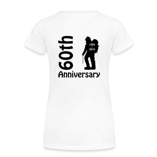 Women's Premium T 60th Mountaineer LF - Women's Premium T-Shirt