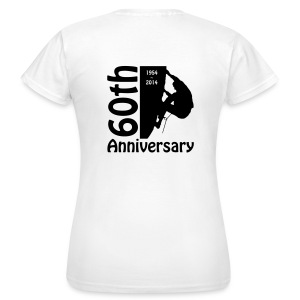 Women's Standard T 60th Climber LF - Women's T-Shirt