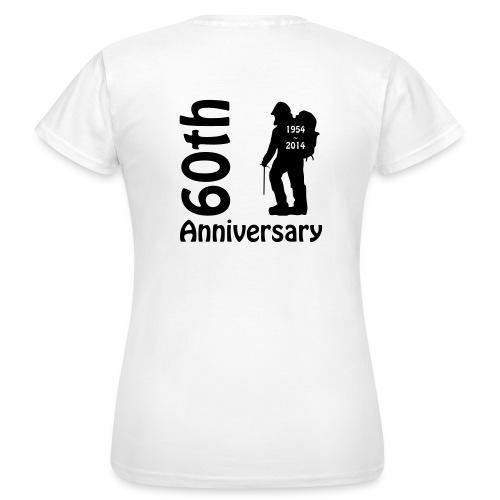Women's Standard T 60th Mountaineer LF - Women's T-Shirt