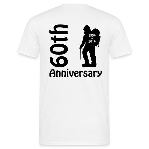 Men's Standard T 60th Mountaineer LF - Men's T-Shirt