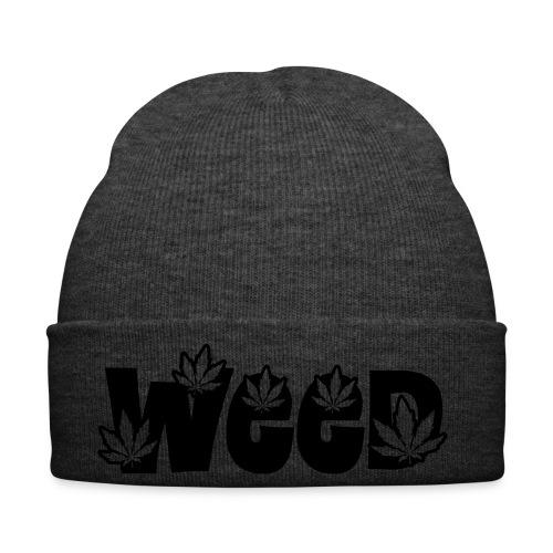 Bonnet d'hiver Weed - Bonnet d'hiver