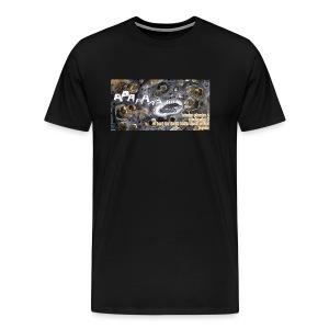 Sie Schrei - Männer Premium T-Shirt