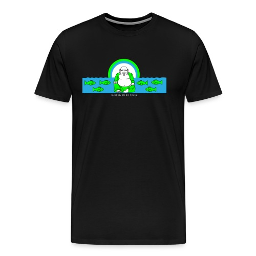 Buddha bunt - Männer Premium T-Shirt