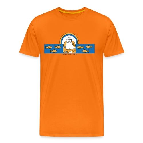 Buddha - Männer Premium T-Shirt