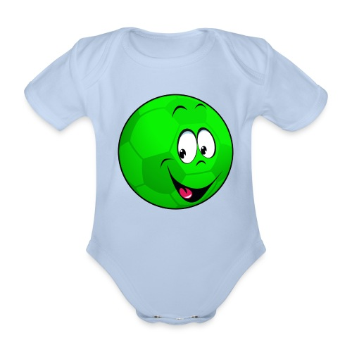 Ballon football enfant - Organic Short-sleeved Baby Bodysuit