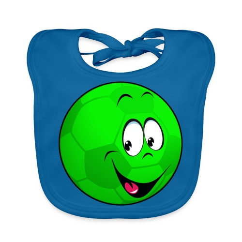 Ballon football enfant - Baby Organic Bib