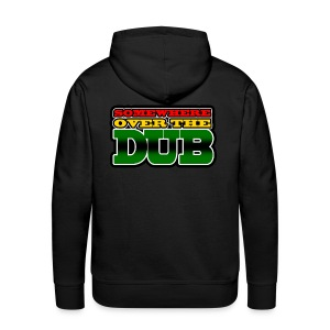 Männer Premium Hoodie - Somewhere over the Dub Hoodie