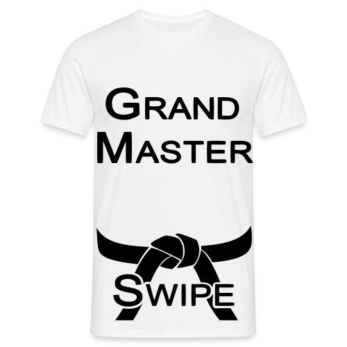 Grand Master Swipe - Men's T-Shirt