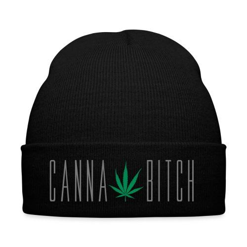 Bonnet d'hiver : CannaBitch - Bonnet d'hiver