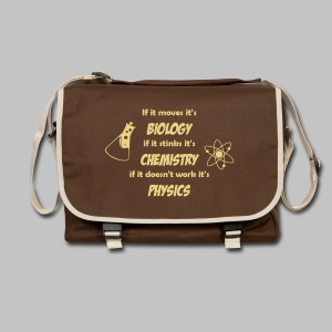Sac (bag) Biology Moves - Shoulder Bag
