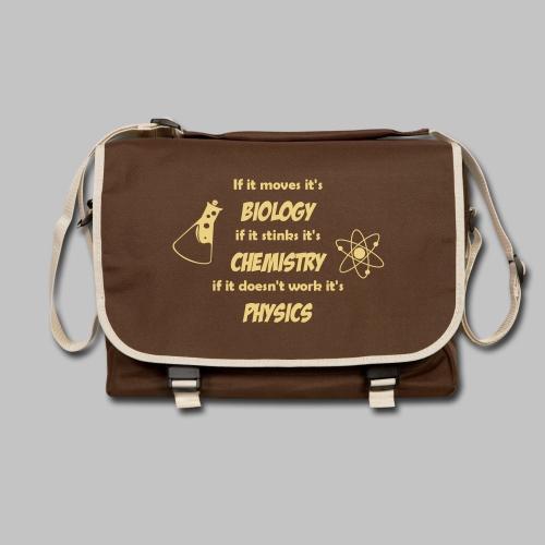 Sac (bag) Biology Moves - Shoulder Bag