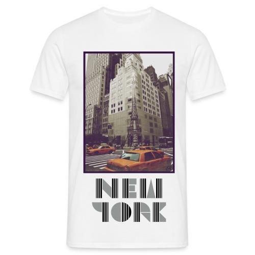 Tee-Shirt : New York - T-shirt Homme