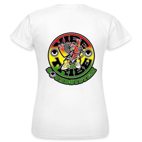 Frauen T-Shirt - Vibe Tribe Soundsystem