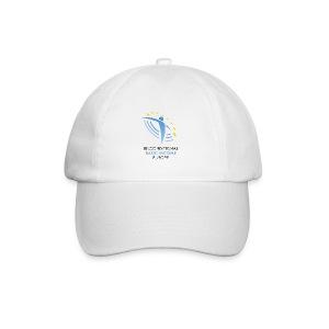 UBIE-CAP-WHITE-EN - Baseballcap
