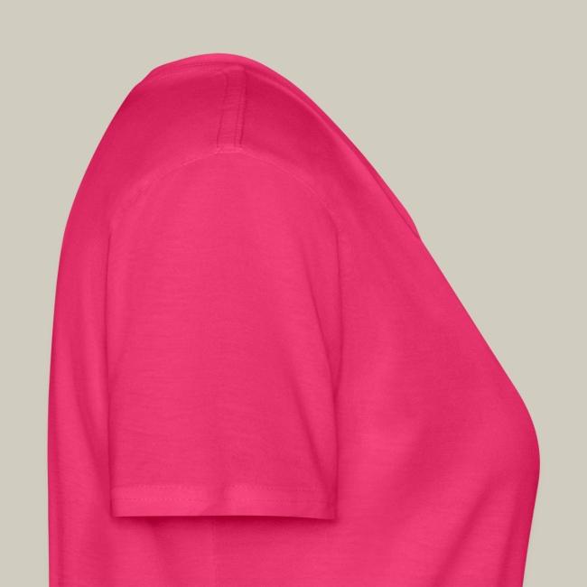 Frauen Bio-T-Shirt mit Glitzer-Mango