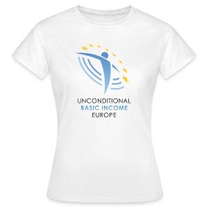 UBIE shirt white - Vrouwen T-shirt