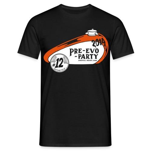 P.E.P. #12 - 2014 - Männer T-Shirt
