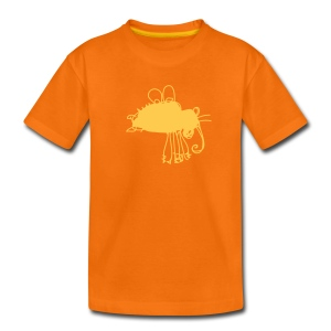 Krikkelfliege Kid - Kinder Premium T-Shirt