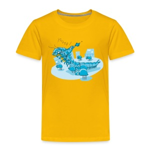 Omas Traum Kid - Kinder Premium T-Shirt